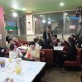 Photos: (11)中央・奥側テーブル