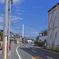 写真: 橋のある街
