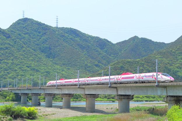 おめかし新幹線♪