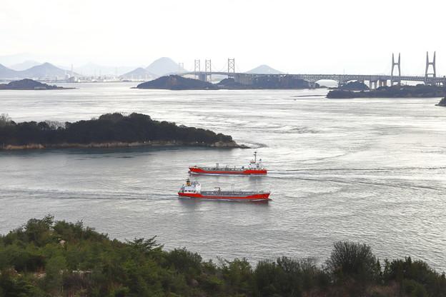 Photos: 兄弟船