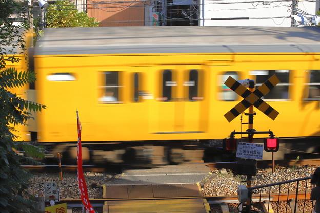 オレンジ列車