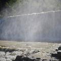 181001_山梨県北杜市・白州・尾白の森名水公園「べるが」_堰堤_E181001D8342_MZD12ZP_X8Ss