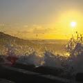 Photos: 210101_茅ヶ崎・柳島海岸_初日の出_G210101XZ0955_MZD12-100Z_X10Ss
