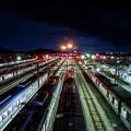 Photos: 電車の休息