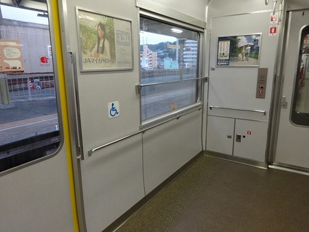520N-車椅子スペース