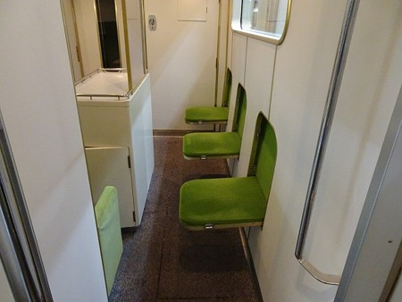 2000AS-補助席緑