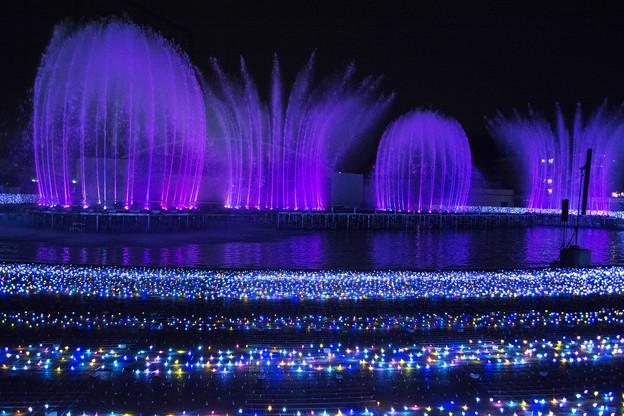 光と水の魔法