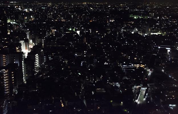 世田谷遠望夜景
