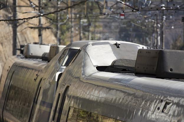 Photos: 栄光の振り子列車