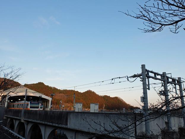 行き止まりの駅