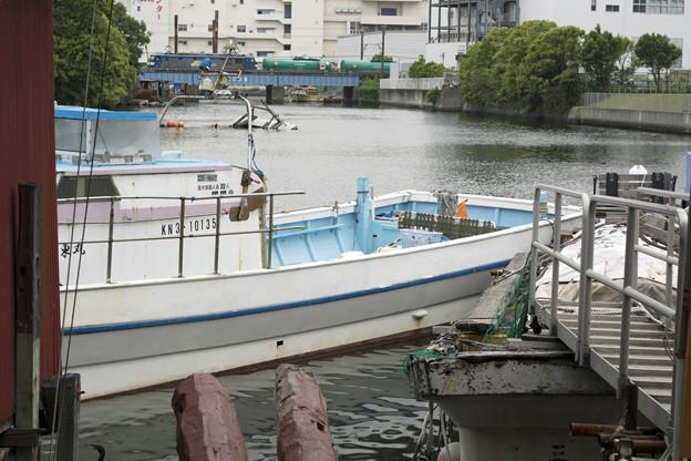 横浜運河沿い2