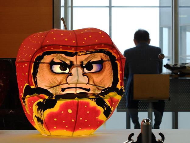 リンゴねぶた