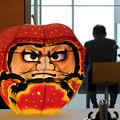 写真: リンゴねぶた