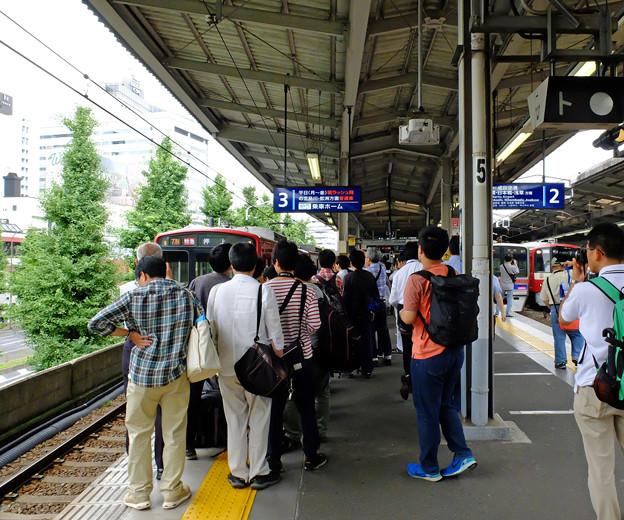 京急「花電車」1