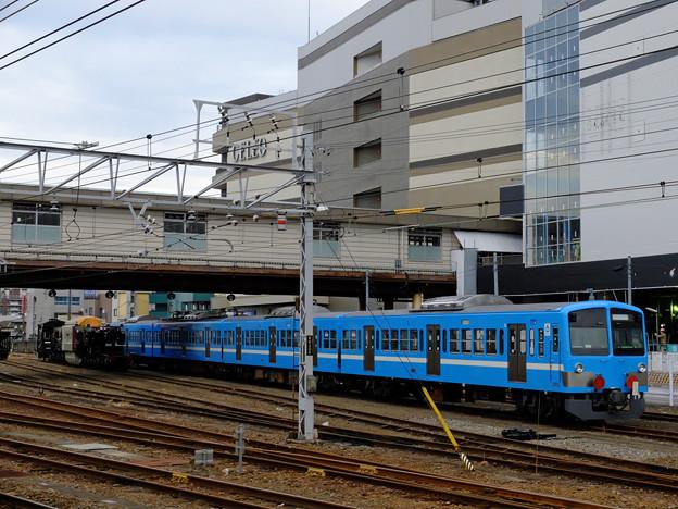 西武101系(近江鉄道色)