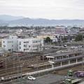 写真: 弘前駅眺望