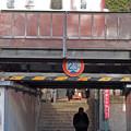 Photos: 神社前