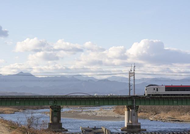 多摩川と奥多摩
