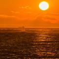沈む夕陽II