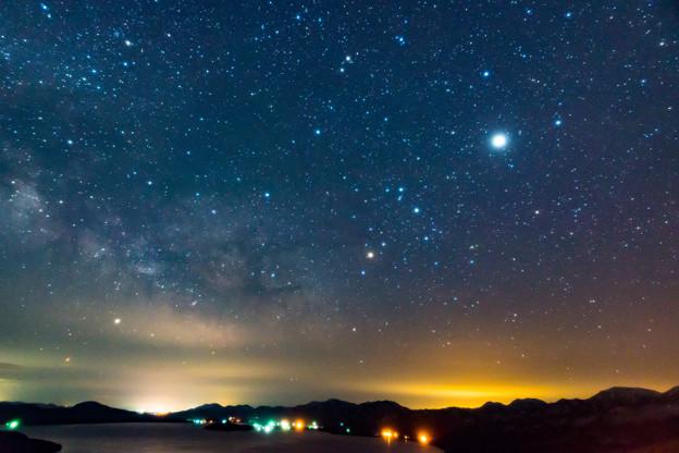 Photos: 銀河星景