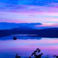 写真: ー摩周湖ー