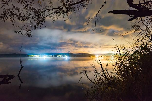 写真: ー幻想的な夜景ー