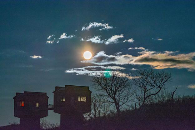 ー満月の夜ー