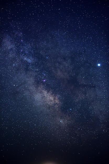 Photos: ー天の川&木星ー