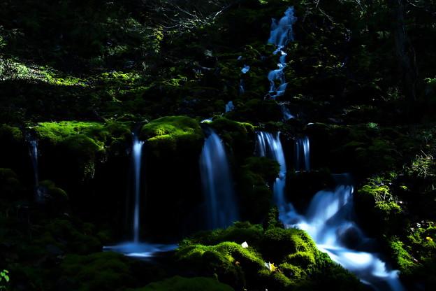 ー湯の滝ー