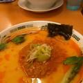 日高屋の担々麺