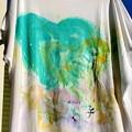 Yちゃんのシャツ
