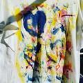 ハートのシャツ