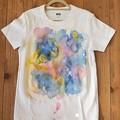 Tシャツでアート