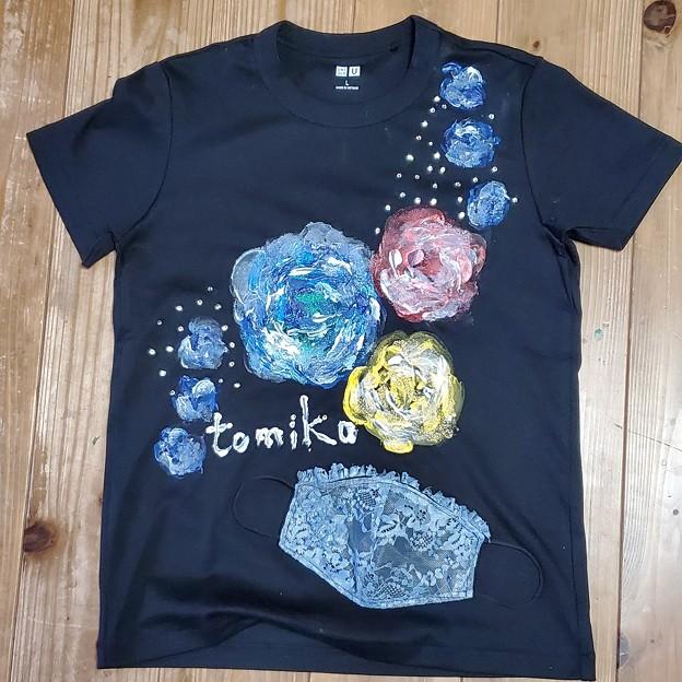 Photos: Tシャツアート