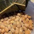 Photos: びわの葉の納豆菌で作った納豆