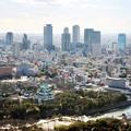 写真: 20180111名古屋市内空撮(4)