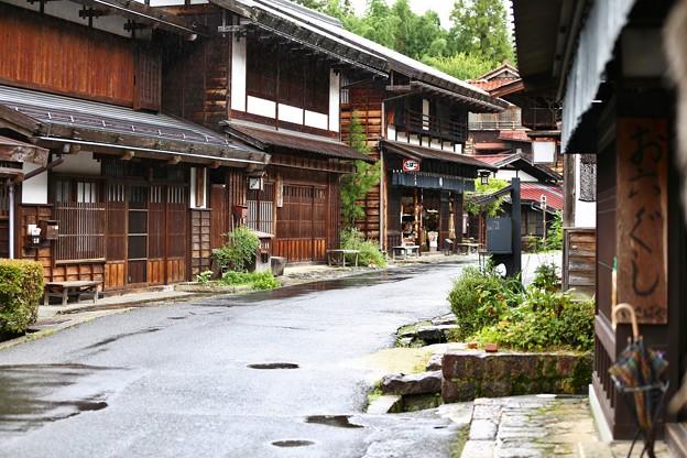 長野 南木曽町・妻籠宿