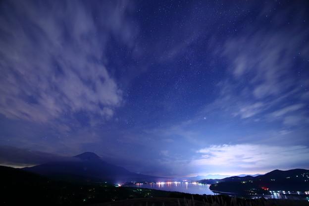 Photos: 山中湖 パノラマ台付近より
