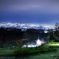 Photos: 笛吹川フルーツ公園の夜景 その1