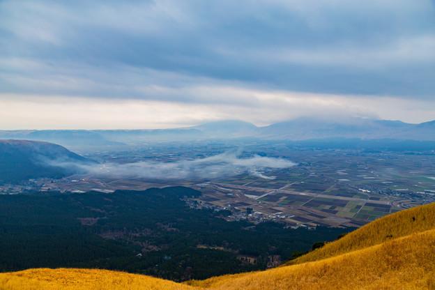 熊本・阿蘇大観峰より その1