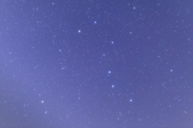 千葉・夫婦岩付近の星空 その1