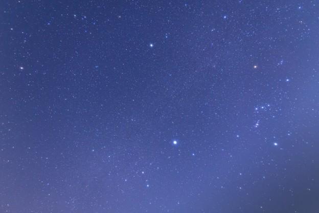 千葉・夫婦岩付近の星空 その2