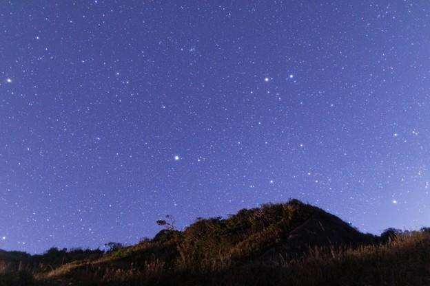 千葉・夫婦岩付近の星空 その3