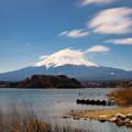 Photos: 河口湖・大石公園より望む富士山(3/6)