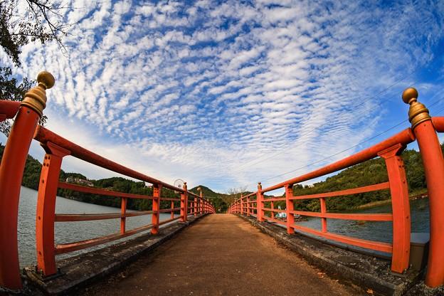 恵那峡にて その3
