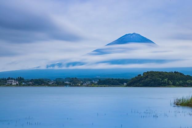 富士山・長秒露光チャレンジ その1