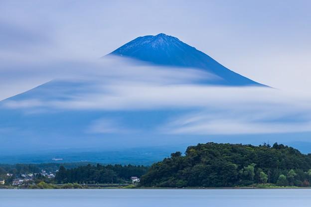 富士山・長秒露光チャレンジ その2