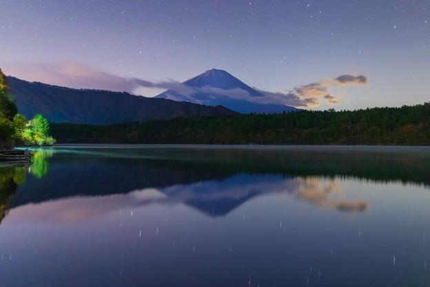 山梨・西湖の星空 その3