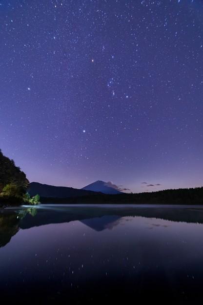 山梨・西湖の星空 その4