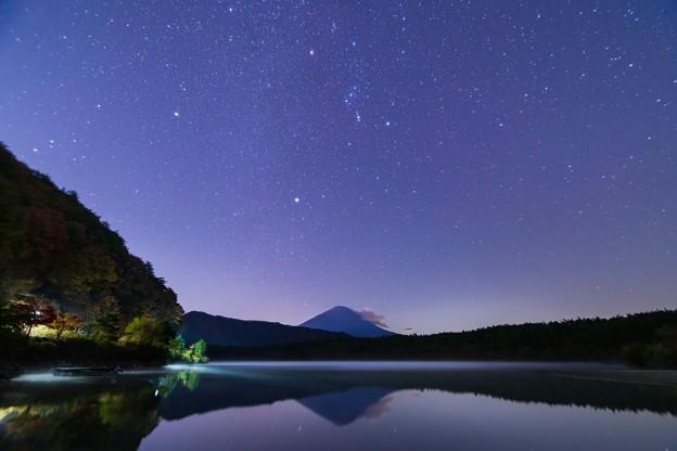 Photos: 山梨・西湖の星空 その5